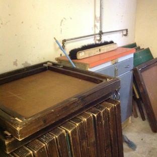 SSQ parish hall storage