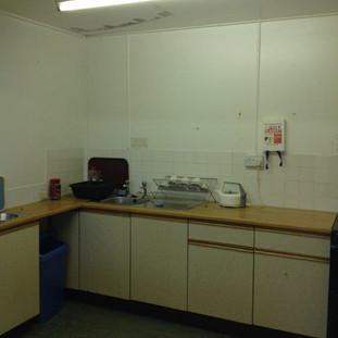SSQ parish hall old kitchen