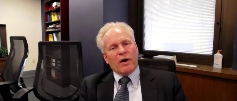 "Chuck Porter on ""Political Jungle"""