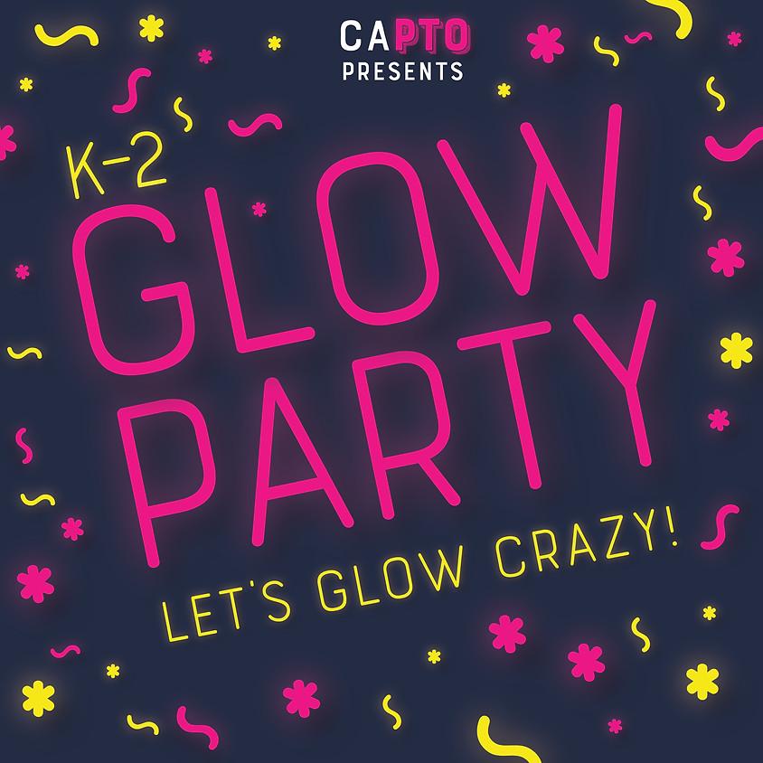 K–2 Glow Party