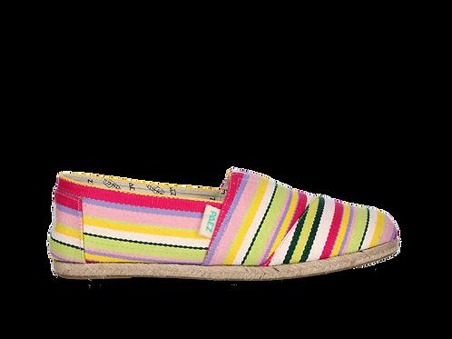 Classic Yellow Stripes
