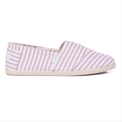 Vegan Classic Pink Stripes