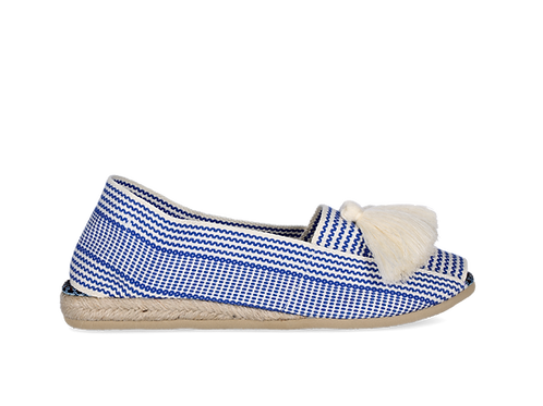 Sandal Frill Blue