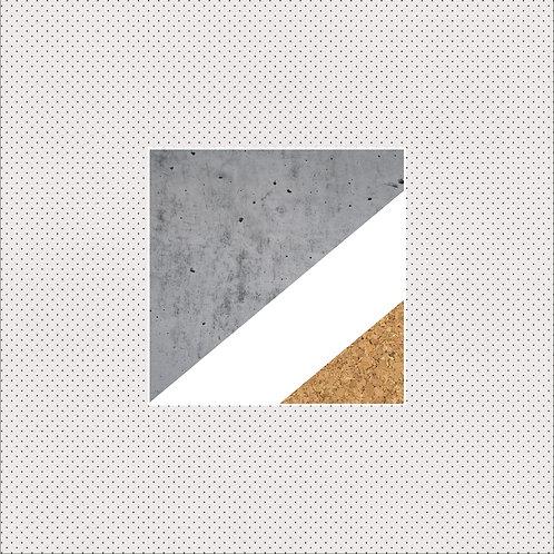 XS | Concrete & Cork