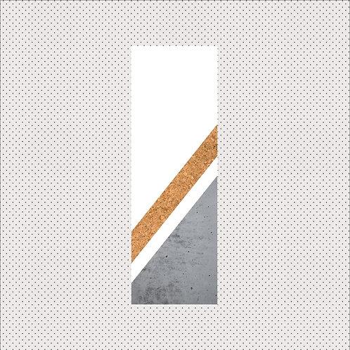 XL | Concrete & Cork