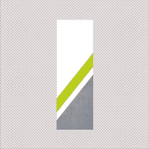XL | Concrete & Fluor methacrylate