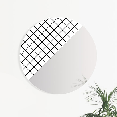 MONO | GRAPHIC Black&White Grid