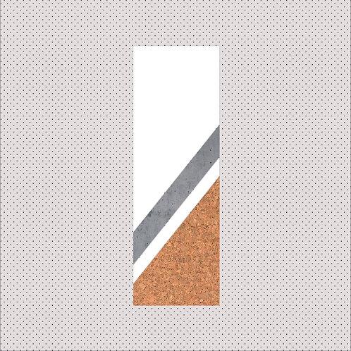 XL | Cork & Concrete