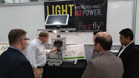 Solar manufacturer site visit