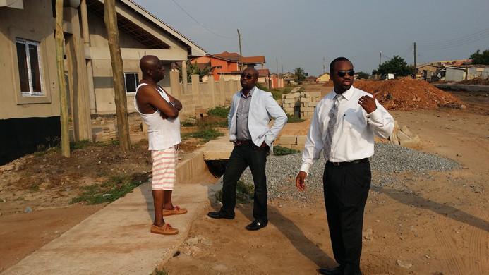 1st trip to Ghana