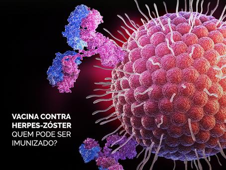 Saiba mais sobre a vacina para Hérpes-Zóster
