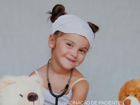 Vacinação de pacientes imunodeprimidos