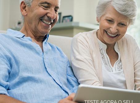 Faça o teste rápido de risco de osteoporose