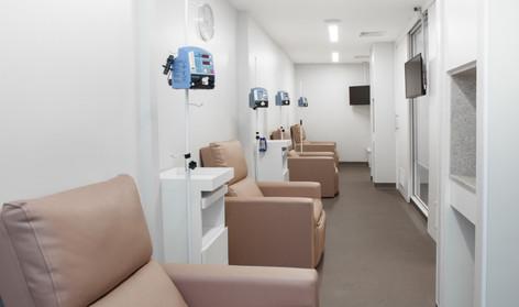 Sala de Aplicação de Medicamentos - ImunoClin