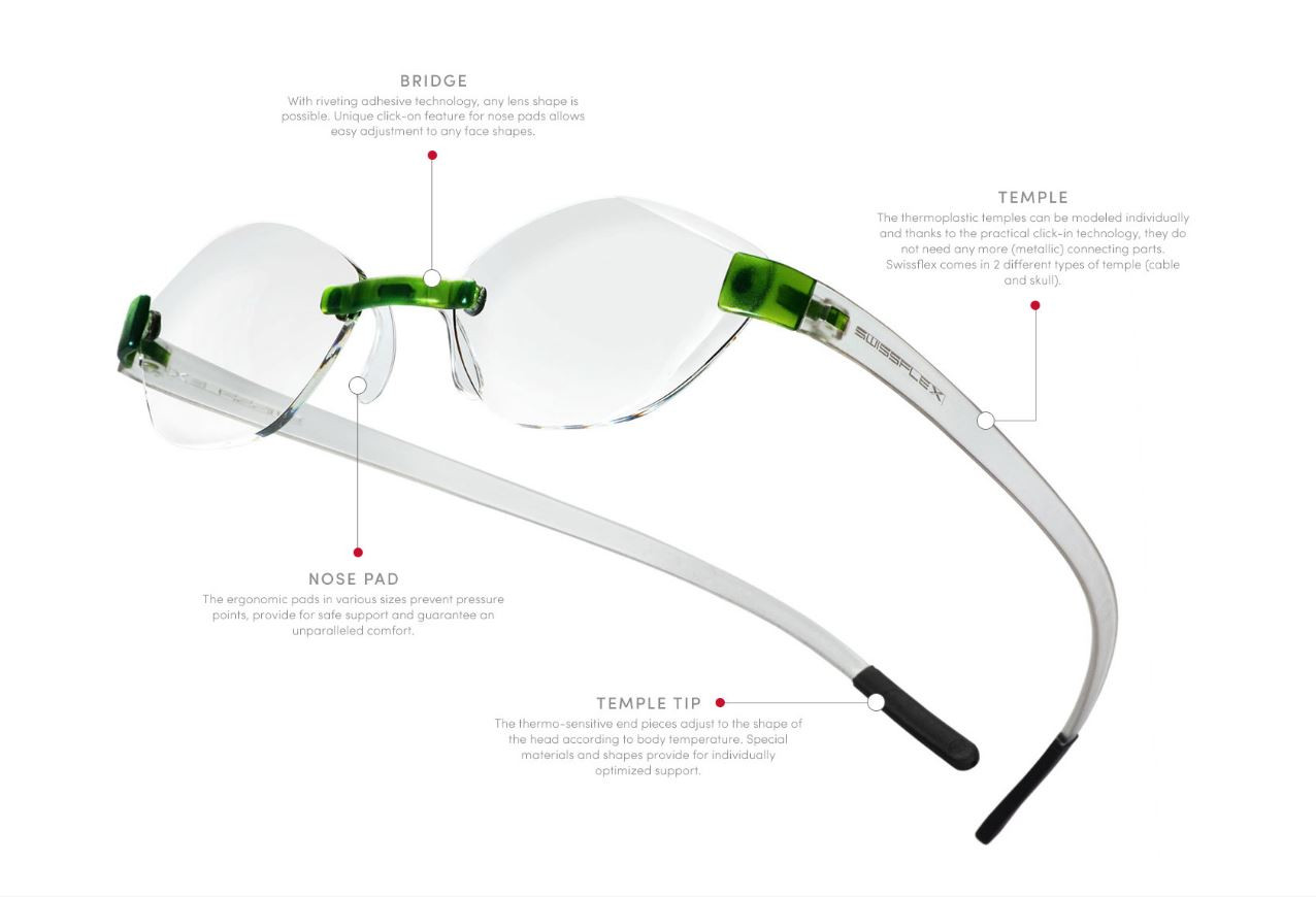 SWISS FLEX EYEWEAR