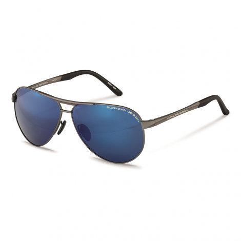 Spring Hinge Titanium Sunglasses