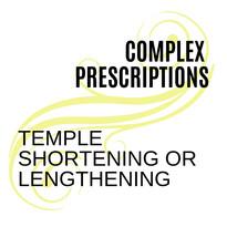 Complex Prescriptions