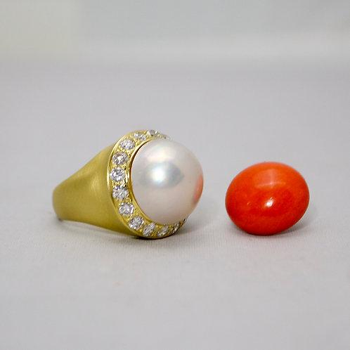interchangeable gemstone