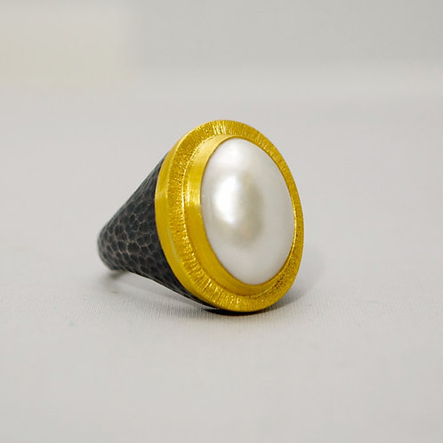 MALSE PEARL RING