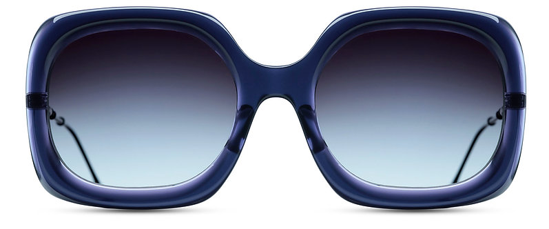Oversized 1960'S Sunglasses