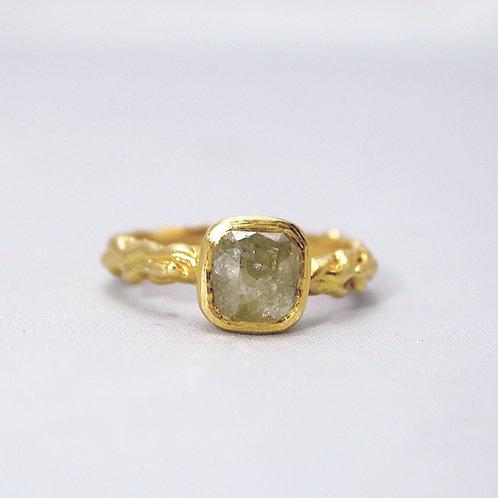 GREEN RUSTIC DIAMOND