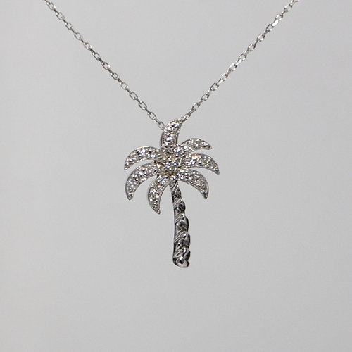 Jewelry store in sarasota united zemil jewelers palm tree tropical pendant mozeypictures Choice Image