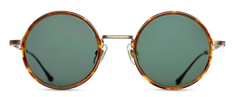 Round Luxury Sunglasses