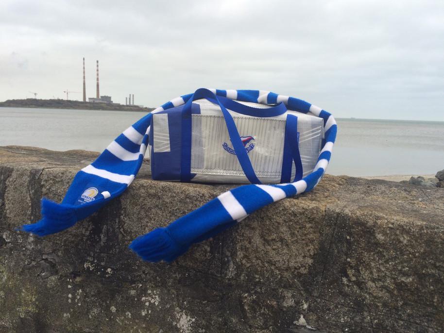 NYC / Leinster Gear Bag at Sandymount
