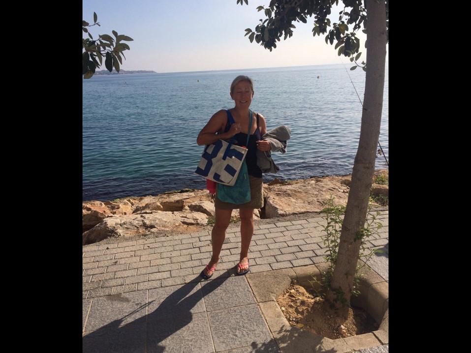 Beach Bag at Alicante