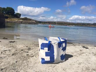 Bandit Beach Bag at Ballyrisode near Schull