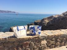Pair of Beach Bags at Nerja