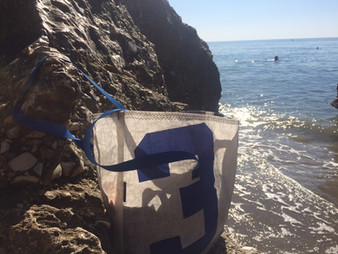 Beach Bag at Nerja