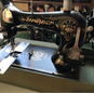 My Vintage Gritzner Sewing Machine