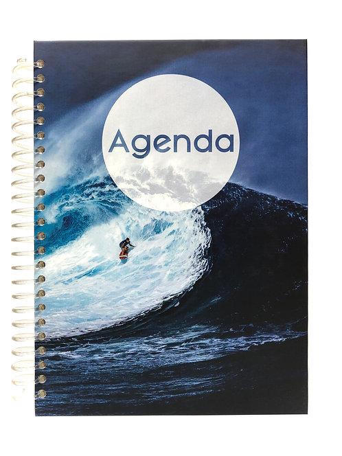 Agenda Diaria Mar Azul