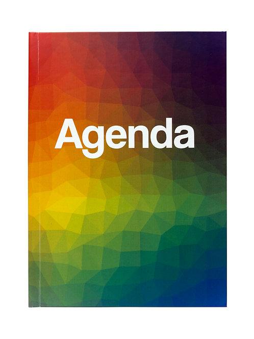 Agenda Mosaico de Colores.