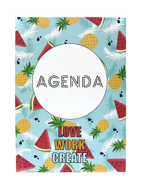 Agenda Piña - Sandía.