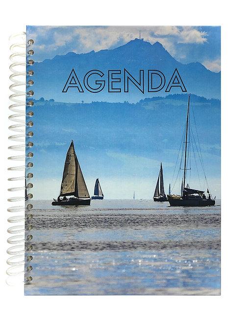 Agenda Semanal Mar Horizonte