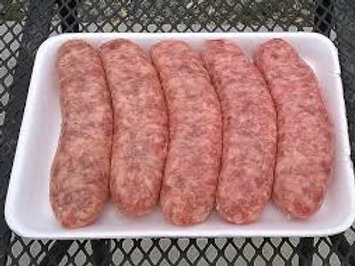 Bratwurst Sausage (Price per pound)