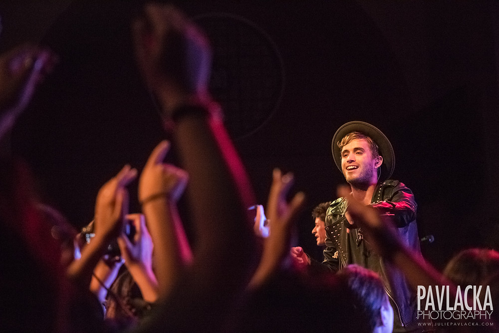 The Summer Set | The Irenic | San Diego, CA | 2016-04-15