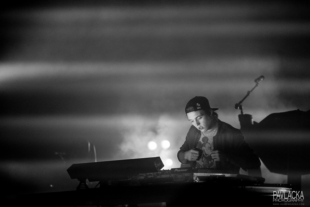 DJ Ryland   Balboa Theatre   San Diego, CA   2016.01.30