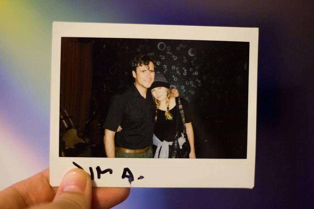 Polaroid, Jim Adkins, Julie Pavlacka