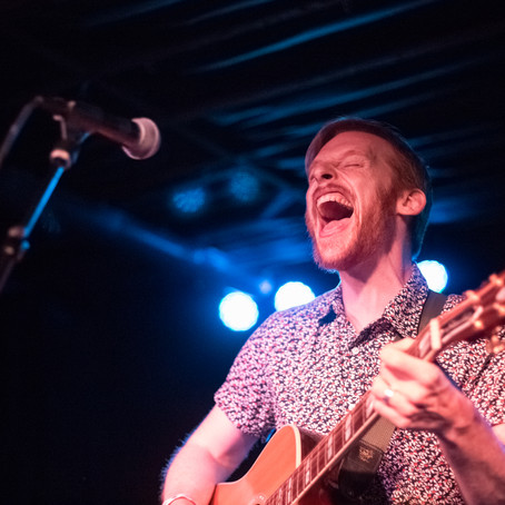 Kevin Devine & Chris Farren & Upsahl - The Rebel Lounge - Phoenix, AZ (2017.06.11)