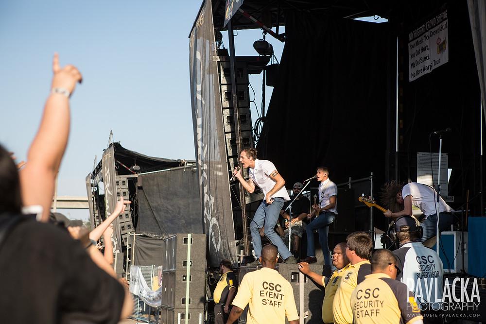 The Summer Set | Warped Tour | San Diego, CA