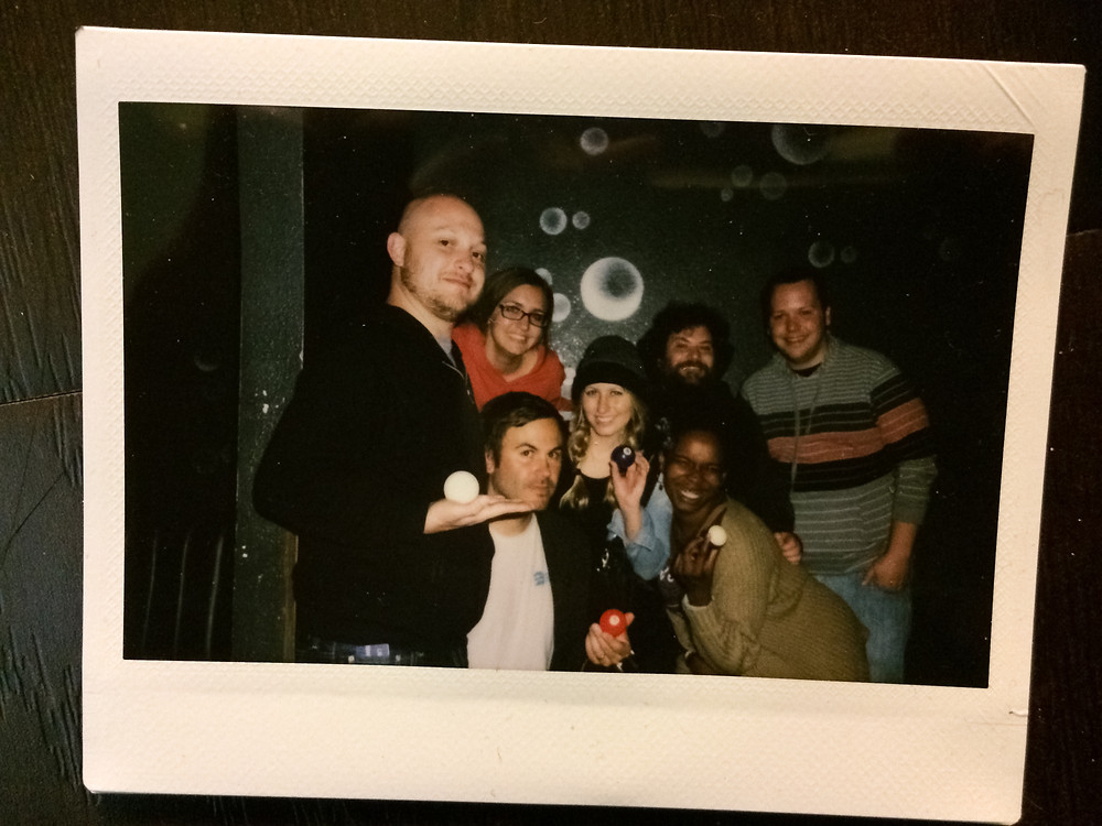 Polariod, Kevin Jewkes II, Kim Jewkes, Patrick Carrie, Julie Pavlacka, Ian Nagle, Michelle Brown, Jason Dalley