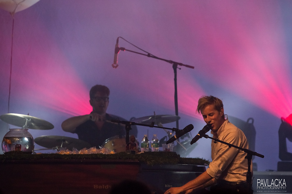 Andrew McMahon in the Wilderness - House of Blues - San Diego, CA - 10.20.15