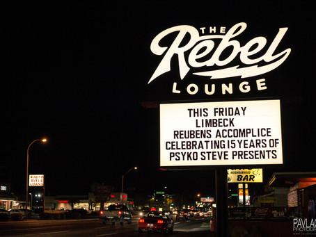 Limbeck & Corano - Rebel Lounge - Phoenix, AZ (2016.03.04)
