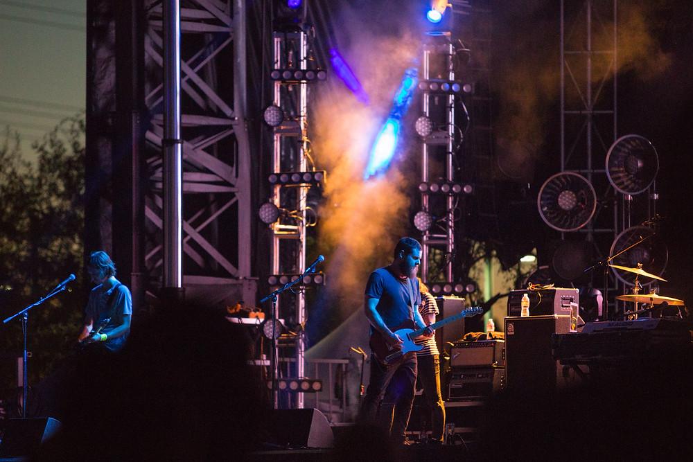 Manchester Orchestra - Summer Ends Music Festival - Tempe, AZ - 2015.09.25