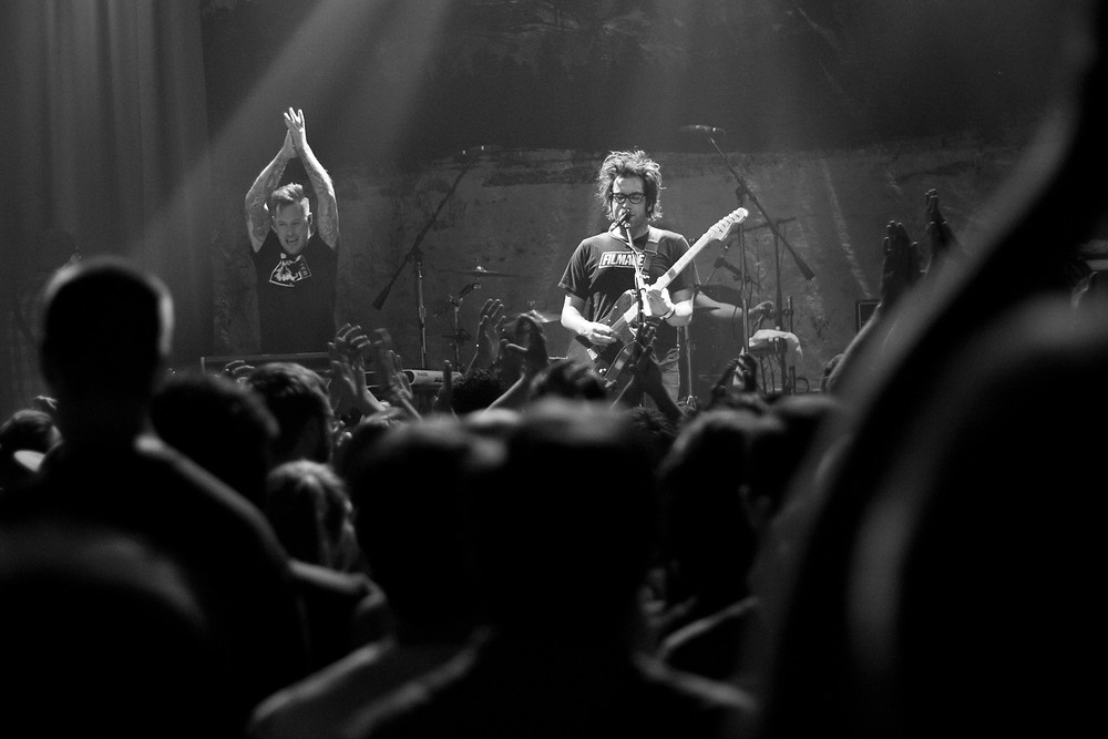 Motion City Soundtrack, House of Blues, San Diego, CA, Concerts, Concert Photography