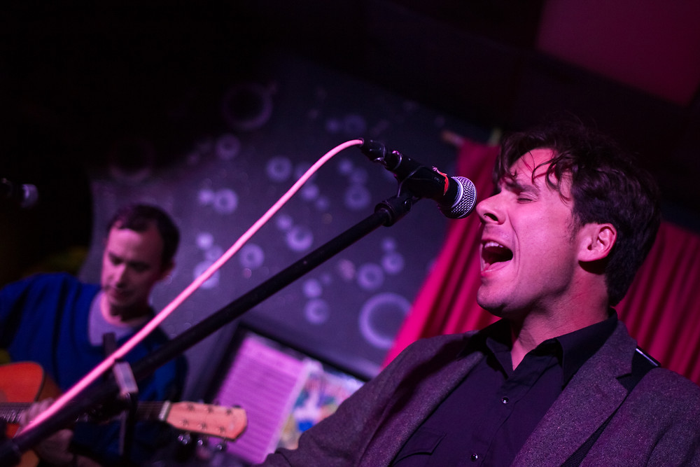 Reubens Accomplice, Bar Pink, Acoustic, Concert, Concert Photography, Jim Adkins, Jimmy Eat World, Chris Corak