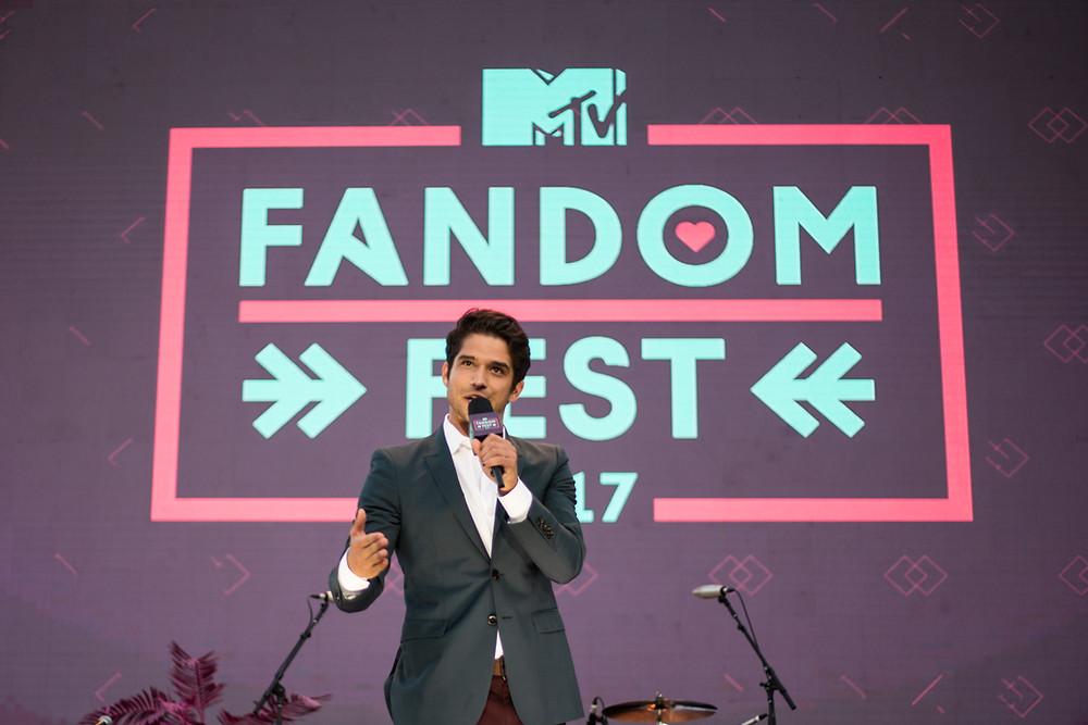 MTV Fandom Fest | Comic Con | San Diego, CA